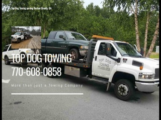 Top Dog Towing Serving Bartow County